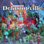 Cover:Ron English & The Rabbbits – In Delusionville