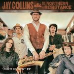Cover:Jay Collins & The Northern Resistance – John Brown EP
