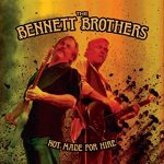 Cover:The Bennett Brothers – Not Made For Hire
